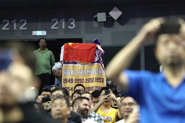 Opinion: Terrible week for NBA may open more eyes to price of doing business in China