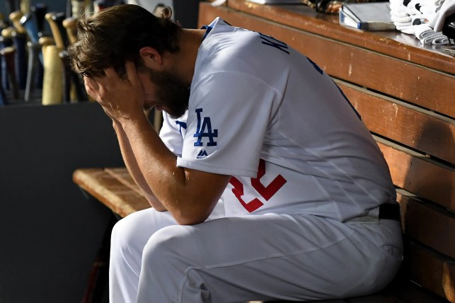 'I might not get over it': Clayton Kershaw takes the blame for Dodgers' latest postseason flop