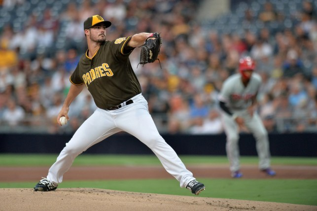 Padres pitcher tased, arrested after allegedly trying to enter home through dog door