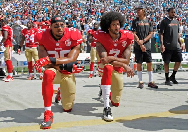 Colin Kaepernick's agent issues press release to dispel 'false narratives'