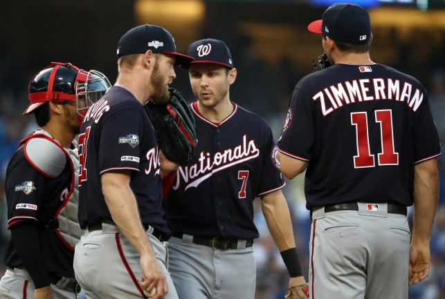 Ryan Zimmerman: Stephen Strasburg 'wouldn't be the pitcher he is now' if not for Nationals' 2012 shutdown