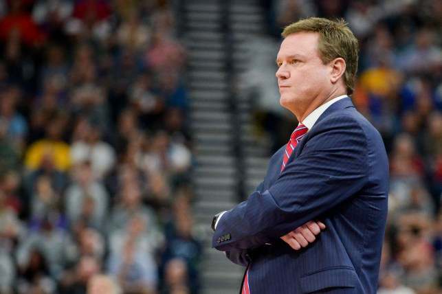 Bill Self said Kansas fully intends to 'fight' NCAA allegations against basketball program