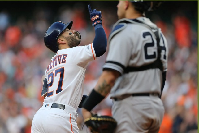 'It's been brewing': Two years after epic seven-game ALCS, Astros and Yankees set for rematch