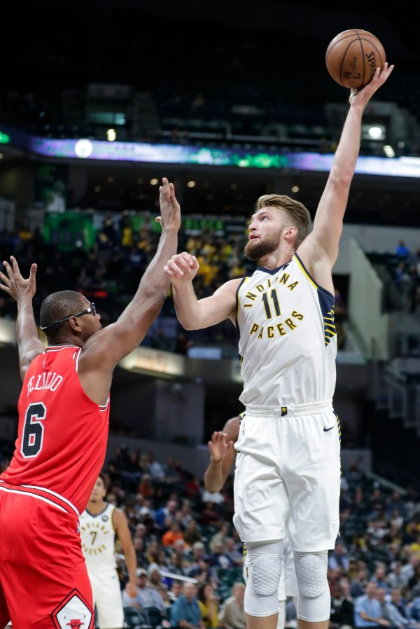 Insider: What Domantas Sabonis