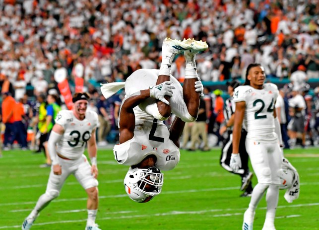 Highlights from Week 7 of the college football season