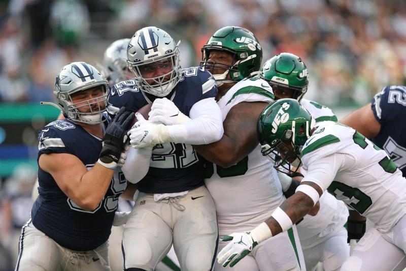 NY Jets vs. Cowboys: Defensive surge keys Darnold successful return