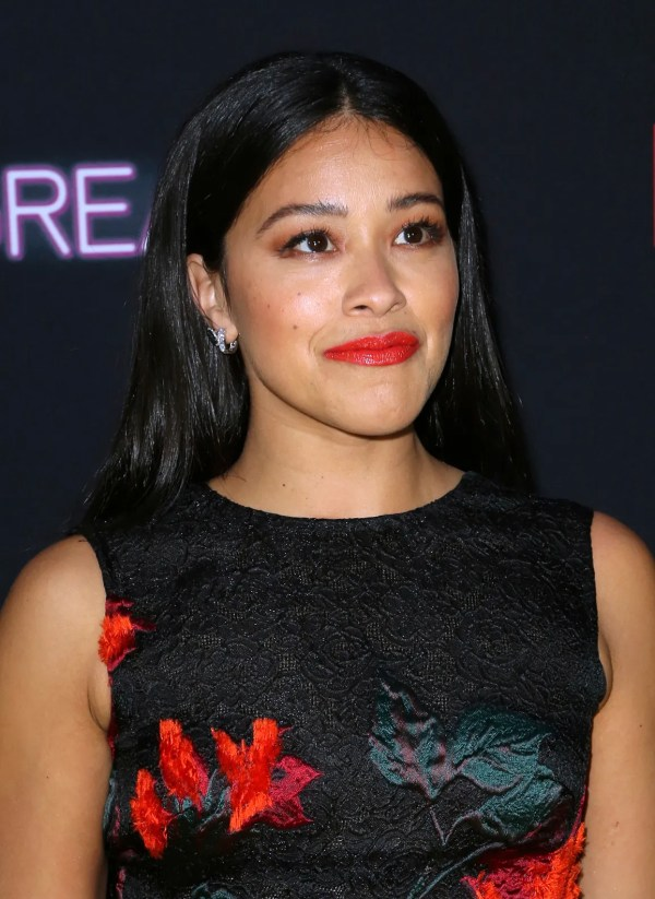 Gina Rodriguez apologizes for singing lyric with slur