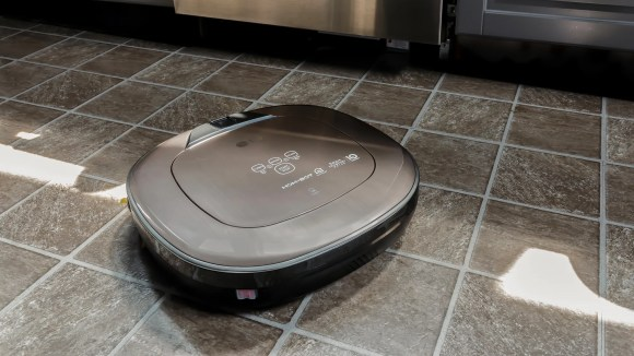 Best robot vacuums for pet hair 2019: LG Hom-Bot Turbo+ CR5765GD