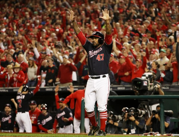 Finally World Series-bound, Washington Nationals put past failures behind them