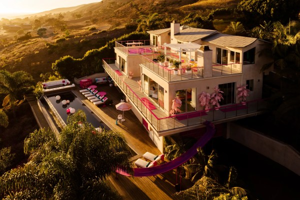 Barbie unveils surprisingly affordable real-life Dreamhouse mansion on Airbnb