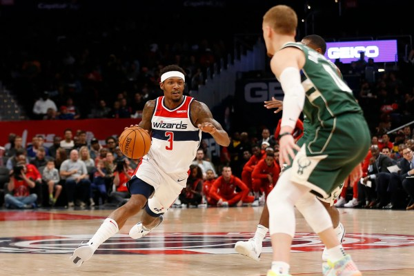 Bradley Beal signs two-year, $72 million extension with Washington Wizards