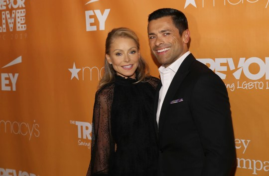 Kelly Ripa and Mark Consuelos have been married 23 years. #CoupleGoals