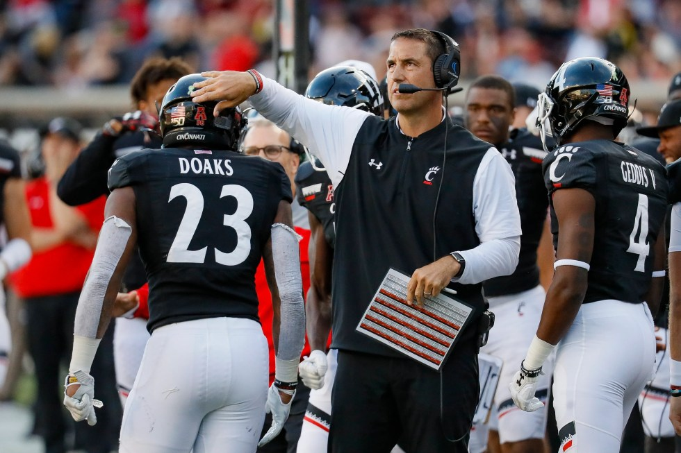 Michigan State campus culture played role in Luke Fickell turning down job