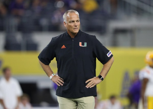 Former Georgia, Miami coach Mark Richt says he