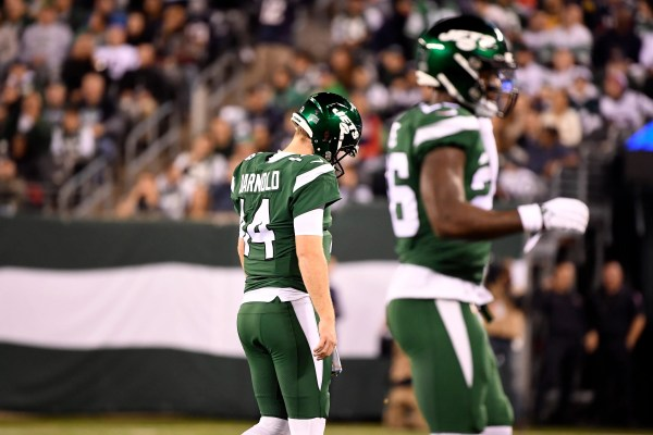 Instant analysis: Patriots crush Jets 33-0, deliver a brutal lesson to Sam Darnold