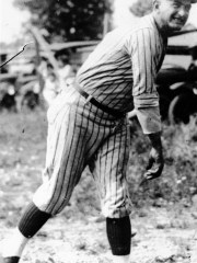 """""""Shoeless"""" Joe Jackson was among eight members of the White Sox who were banned for life by Commissioner Kenesaw Mountain Landis for their role in throwing the 1919 World Series."""