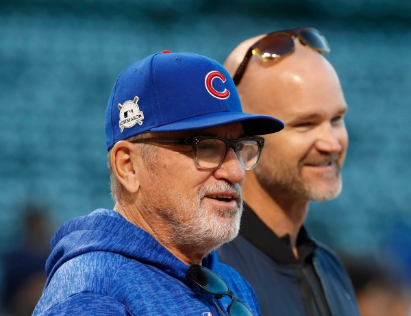 David Ross to be named Chicago Cubs manager, per report