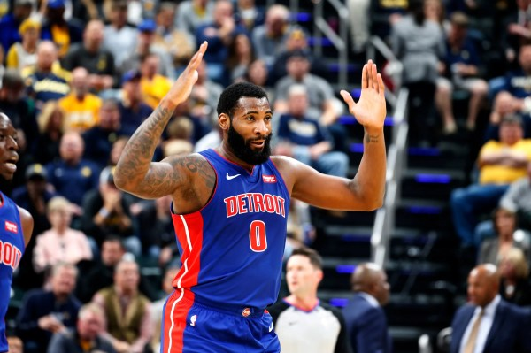 Detroit Pistons observations: Andre Drummond, Luke Kennard have monster games