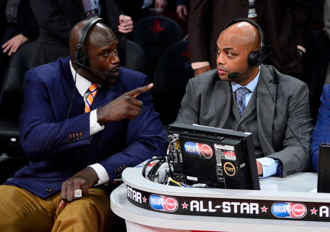 Shaquille O'Neal, Charles Barkley, Kenny Smith debate NBA's China controversy