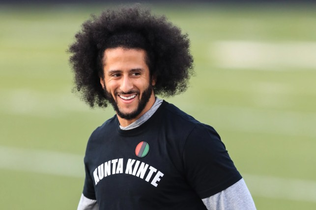 Opinion: If Colin Kaepernick actually wants to play in NFL again, Saturday was a setback