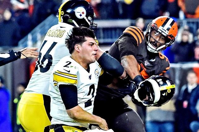 Browns DE Myles Garrett's appeal of NFL's indefinite suspension denied