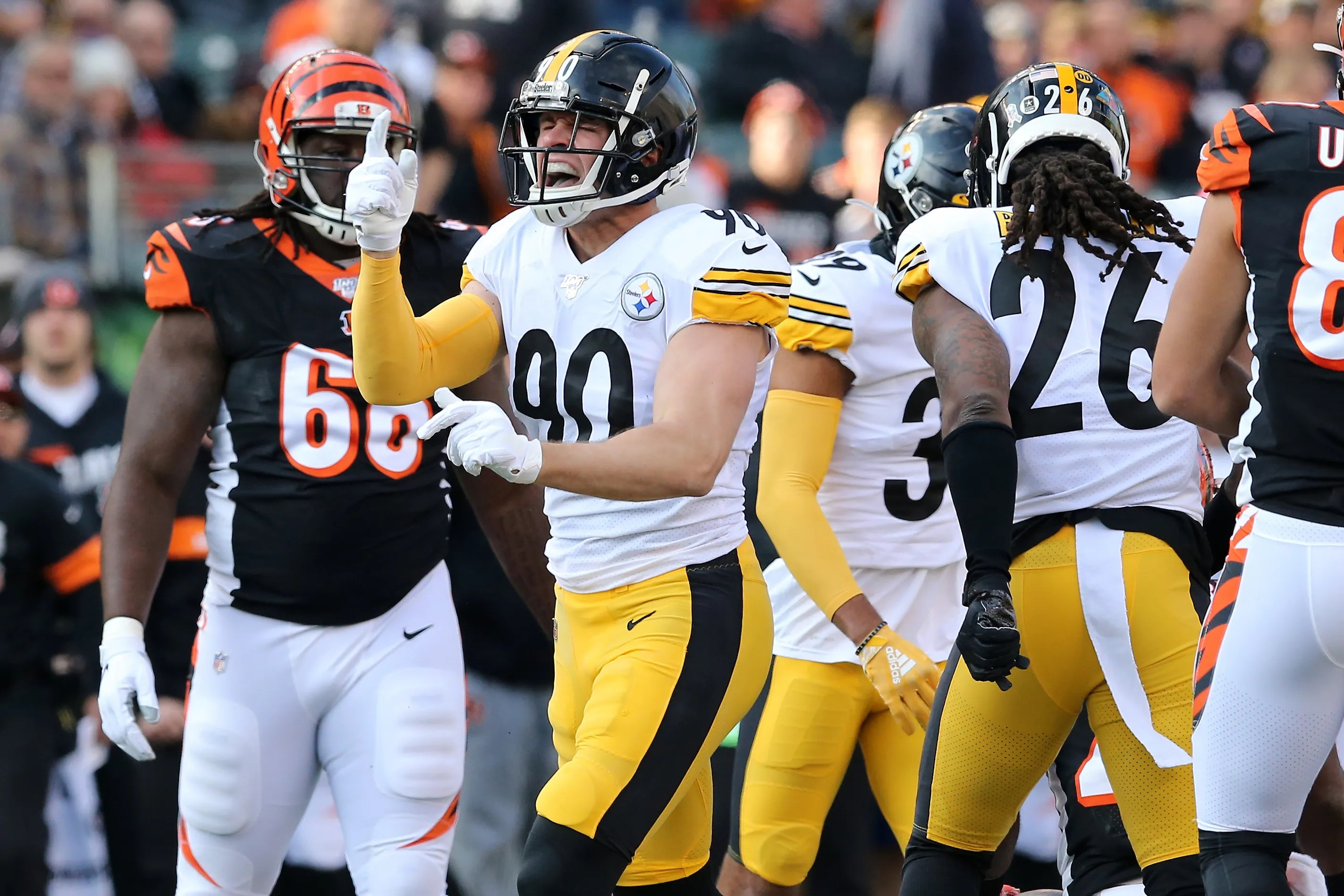 What We Learned Cincinnati Bengals Now 0 11 Off To The