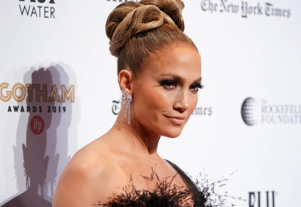 Jennifer Lopez: Somebody up there is watching out for