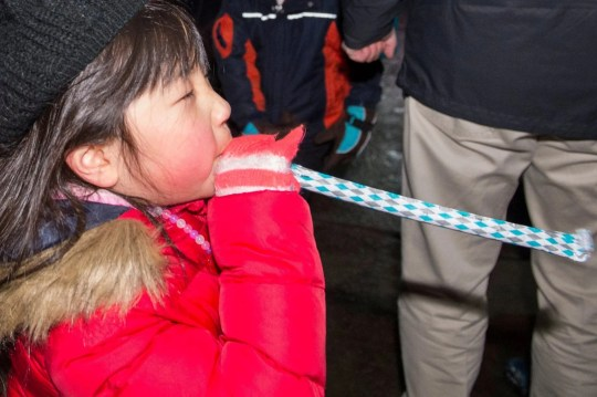 The NYE Kids Countdown in Beacon Park is aimed at revelers who will be fast asleep at midnight on New Year's Eve.