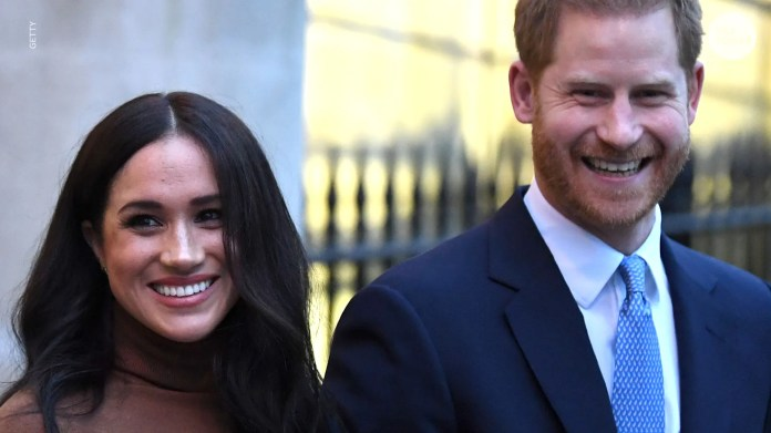 Harry and Meghan are & # 39; going back & # 39; as members of royalty, they will spend time in North America