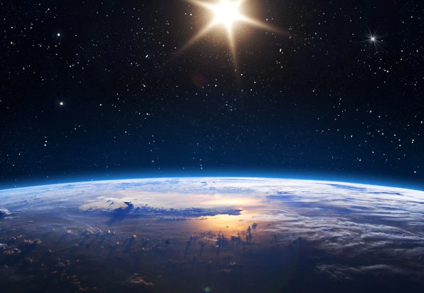 Scientists discover Earth