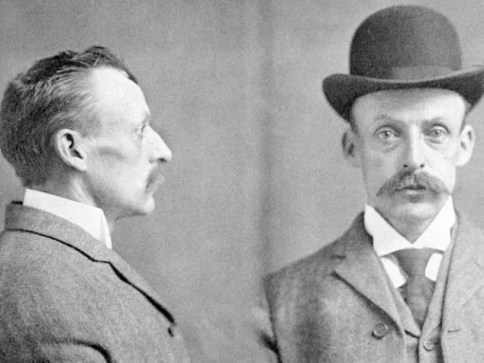 When cannibal child killer Albert Fish killed a girl in Irvington
