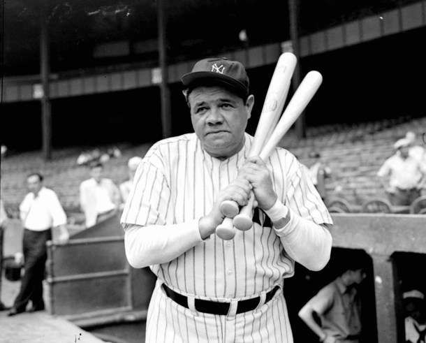 Cheers! Tallahassee-Leon Babe Ruth wishes the 'Great Bambino' a happy birthday