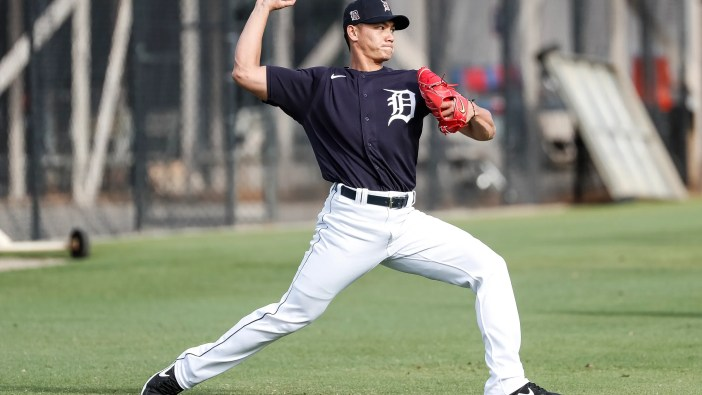 Detroit Tigers Taiwan pitcher is not in quarantine for coronavirus