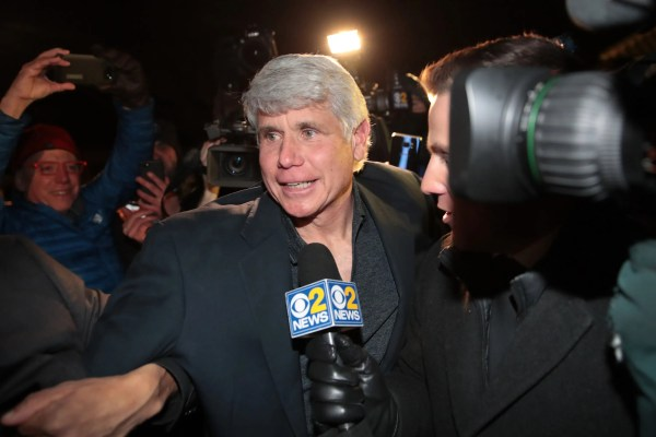 Rod Blagojevich released from prison after Trump commutes his sentence