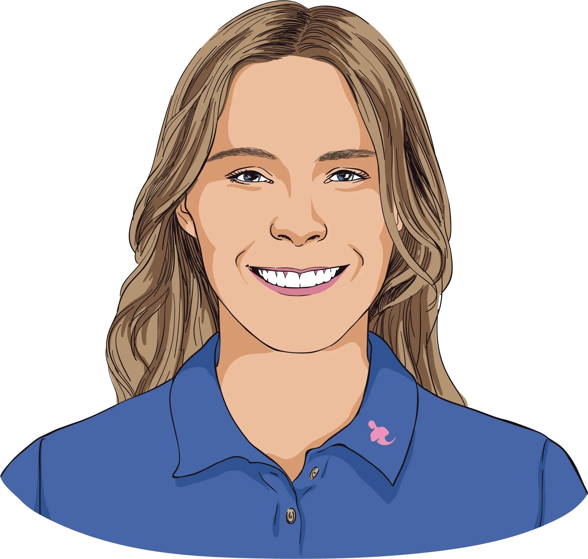 Sarah Chrisp, founder of Wholesale Ted