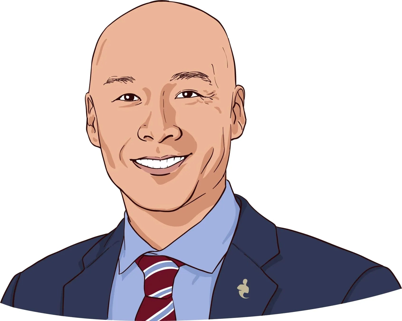 Tom Shieh, CEO of Crimcheck