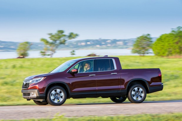 The 2020 Honda Ridgeline was named as a Consumer Reports Top Pick.