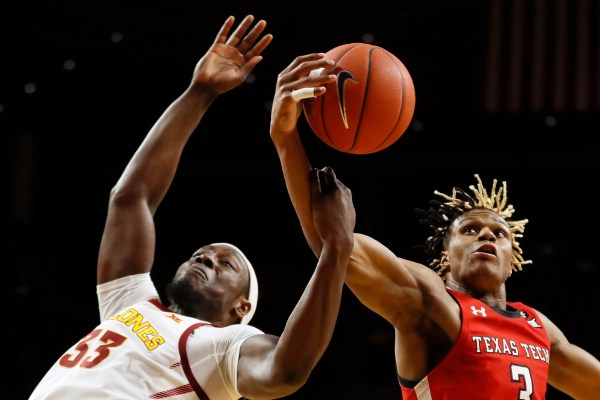 Peterson: Iowa State with another defensive clunker, this one 87-57 against Texas Tech