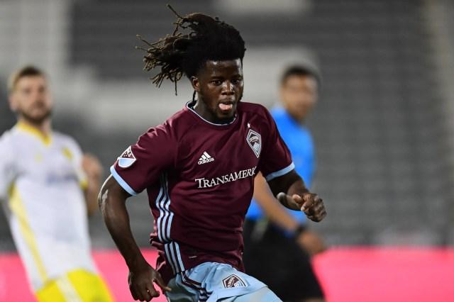 Colorado Rapids -- Lalas Abubakar, defender