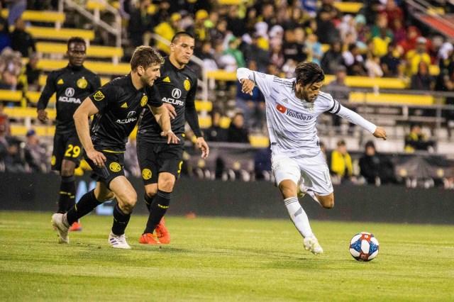 Los Angeles FC -- Carlos Vela, forward
