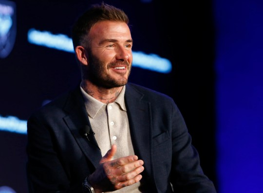 David Beckham's dream of bringing an MLS team to South Florida will become reality Sunday.