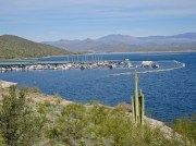 First responders responded to two victims of possible drowning and electrocution at Lake Pleasant. One is being assisted and one hasn't been located.