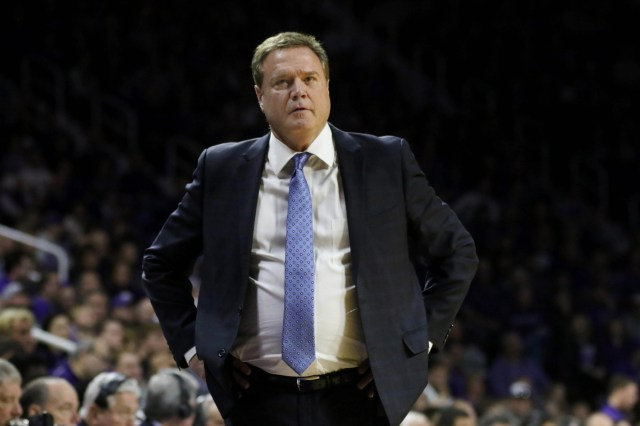 No. 10: Bill Self, Kansas: $3,985,857 -- Self's compensation from the university is unchanged from last season. His most recent self-reported outside income amount -- $104,000 – was his lowest in at least 10 years. His previous low was $175,000 in 2016-17. Under one of two retention-pay agreements he has with Kansas, he is being credited with $1.5 million each March 31 from 2019 through 2022. But the money does not vest or become payable unless he remains coach on March 31, 2022, or his employment ends before then.