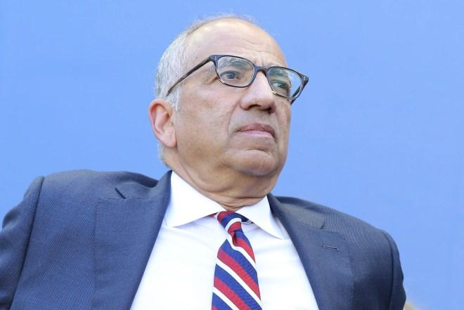 U.S. Soccer president Carlos Cordeiro resigned Thursday night