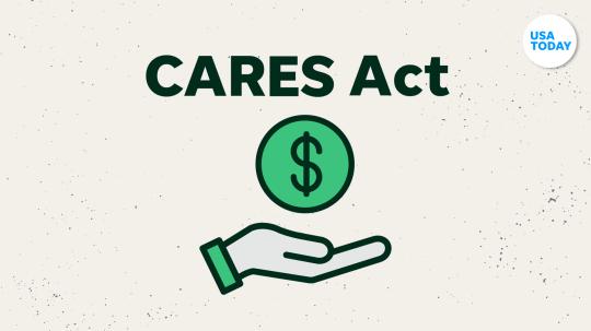CARES Act stimulus checks