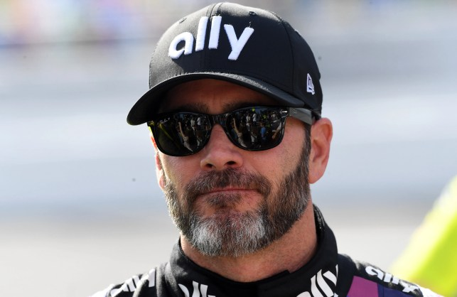 Jimmie Johnson considering IndyCar/NASCAR double at Indianapolis Motor Speedway