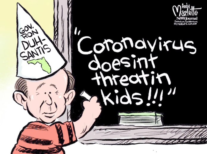 Andy Marlette editorial cartoon