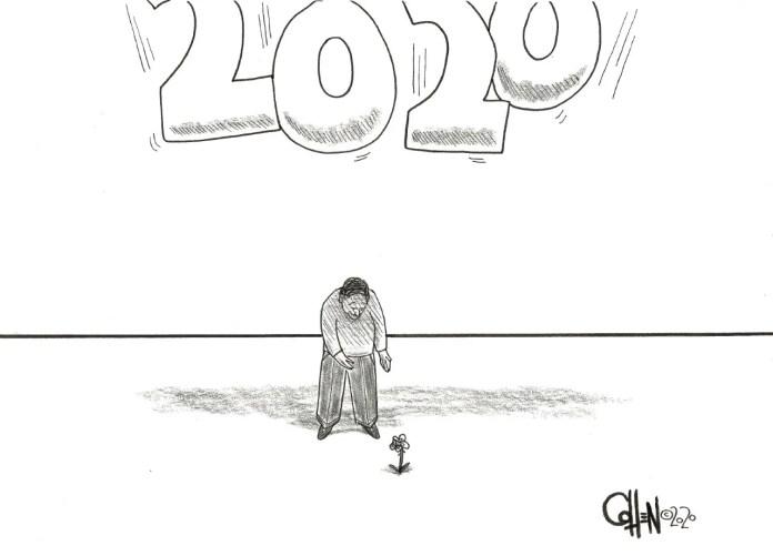 Mark Cohen political cartoon