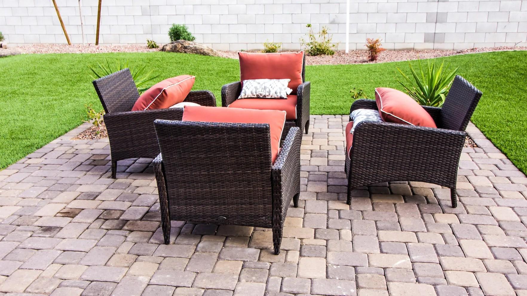 patio furniture sets on sale save big