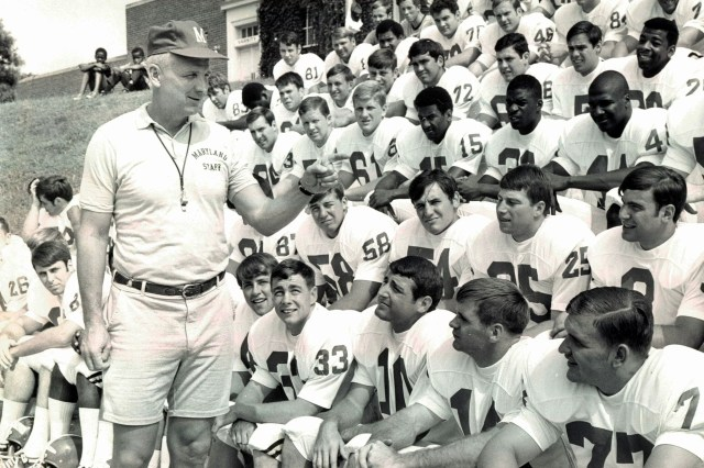 Roy Lester, former University of Maryland and high school football coach. He died May 3 at 96.